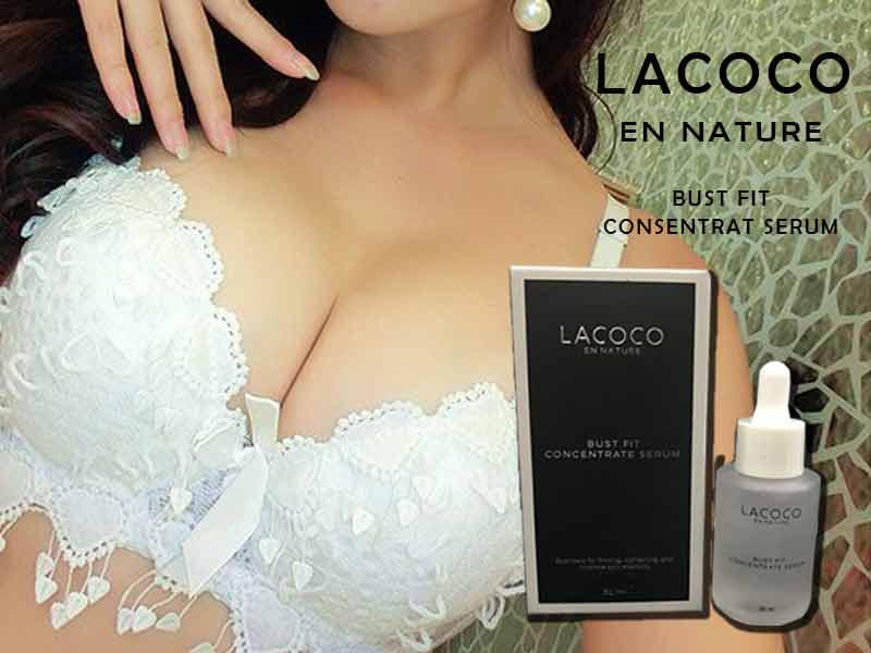 Review Manfaat Lacoco Bust Fit Nasa