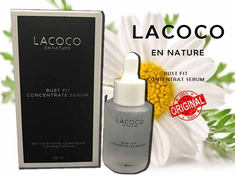 Testi Lacoco Bust Fit Concentrate Serum
