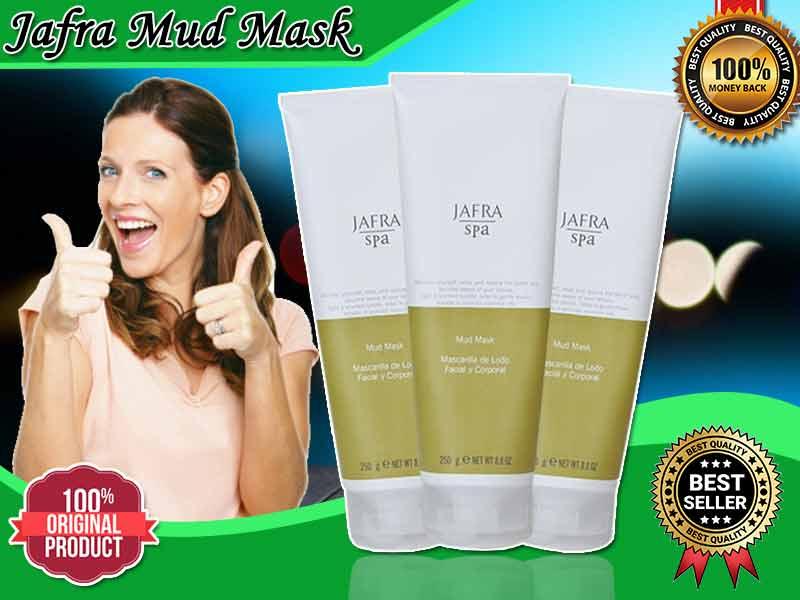 Harga Masker Jafra Mud Mask Review