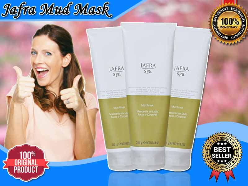 Review Masker Wajah Jafra Mud Mask