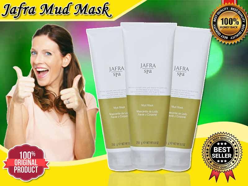 Dosis Pemakaian Masker Wajah Jafra Original