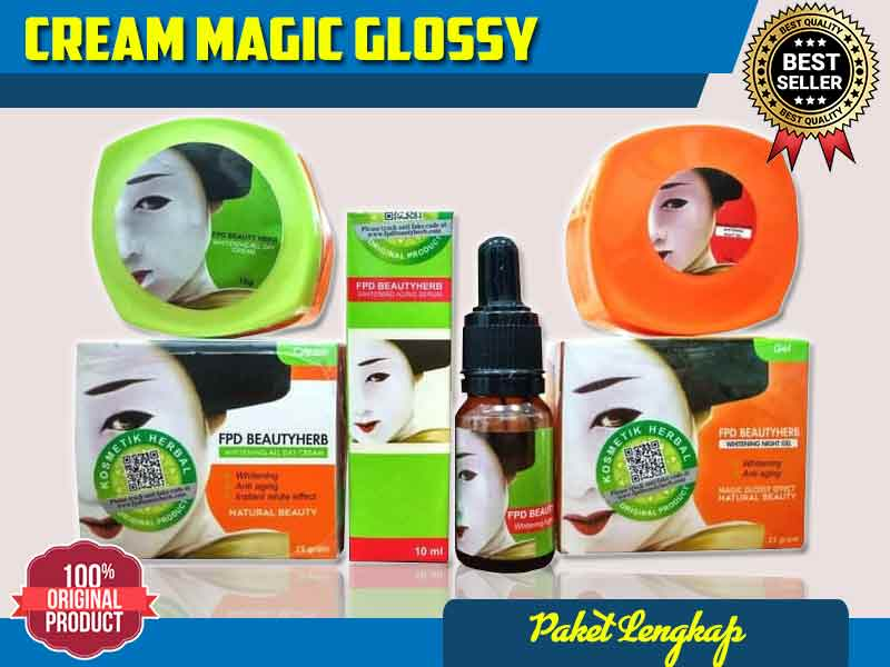 Kelebihan Manfaat Magic Glossy Fpd Beauty Herb