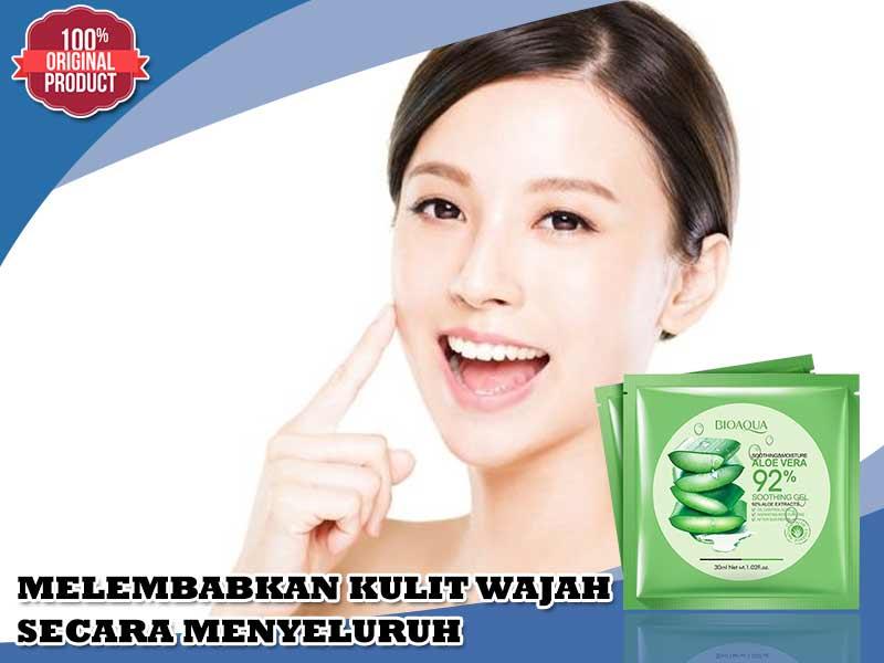 Kelebihan Manfaat Masker Bioaqua Facial Mask
