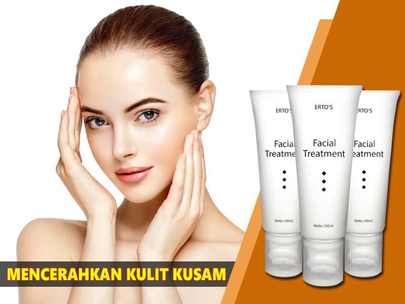 Ertos Facial Treatment Cocok Untuk Kulit Berjerawat
