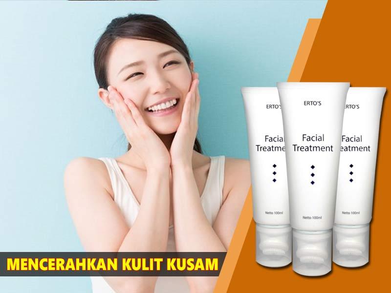 Ketahui Nomor BPOM Ertos Facial Treatment