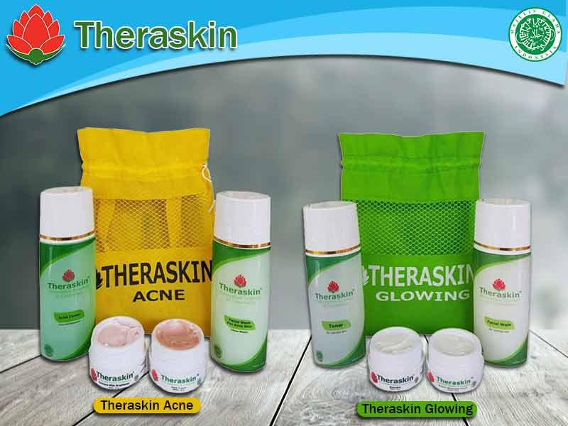 Daftar Harga Paket Theraskin Acne Glow Original
