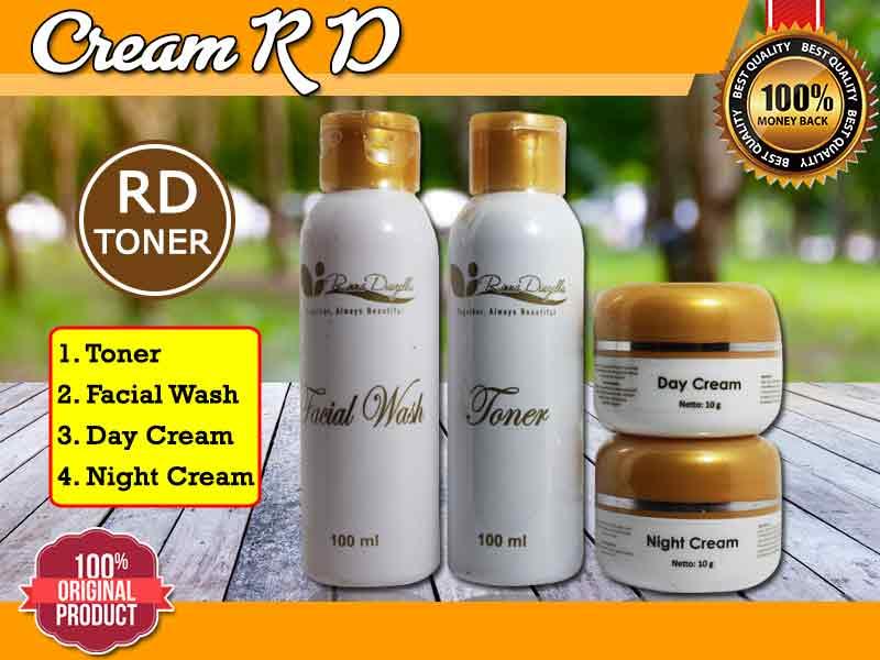 Cream RD Apakah Aman Untuk Kulit Sensitif