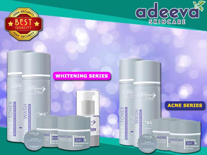 Review Adeeva Acne Series Kemasan Baru
