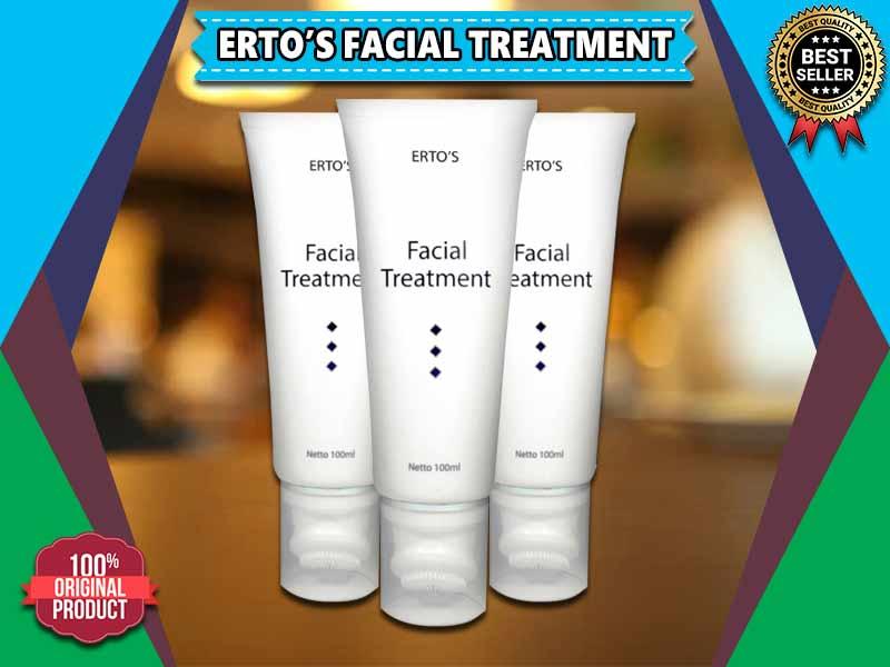 Perbedaan Facial Treatment Ertos Asli Dan Palsu