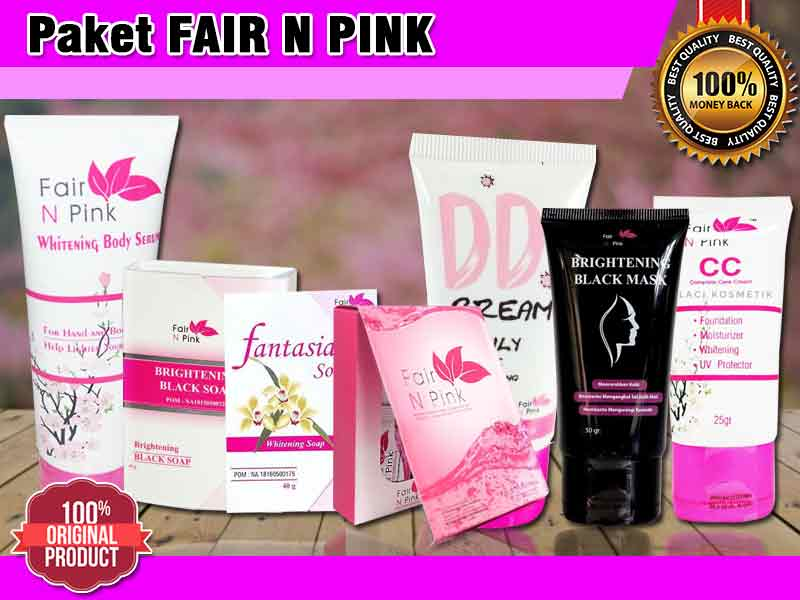 Harga Fair N Pink Body Serum Terbaru