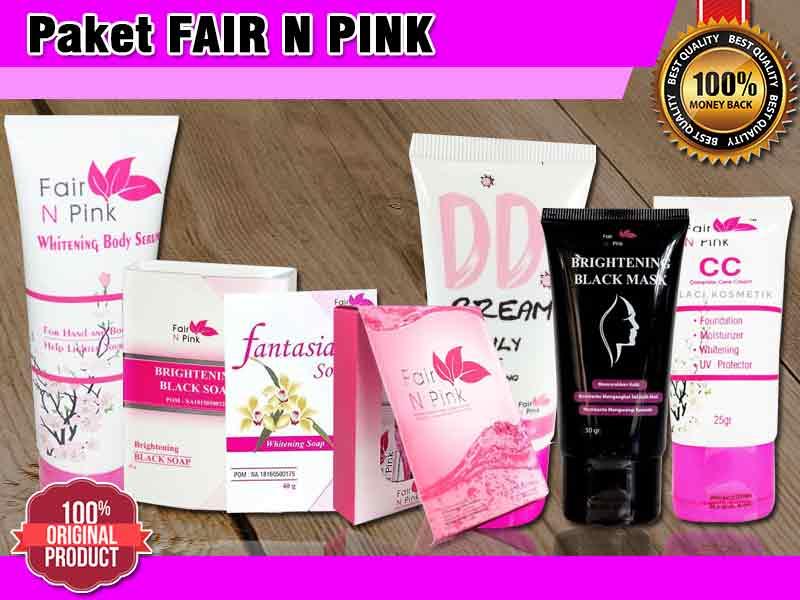 Harga CC Cream Fair N Pink Asli Terbaru