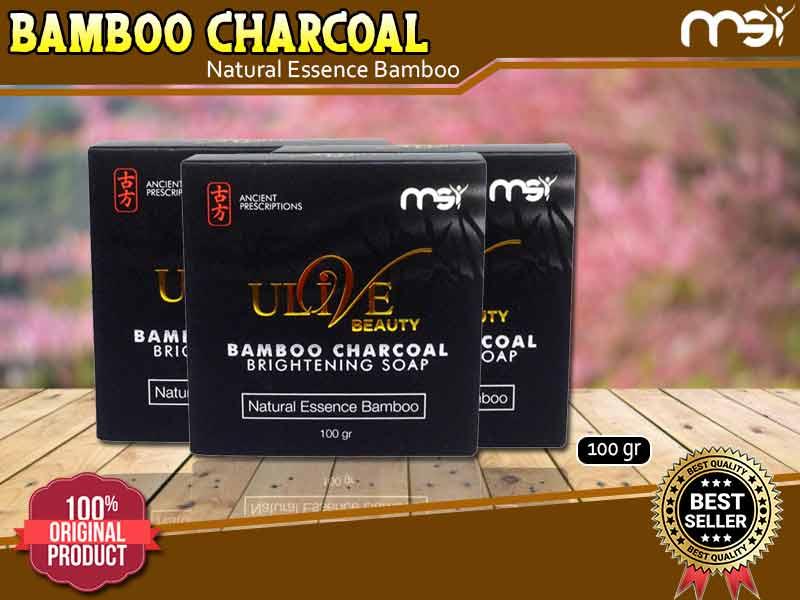 Distributor Sabun Bamboo Charcoal di Kota Ogan Ilir