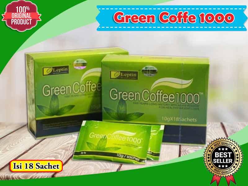Bagaimana Cara Kerja Green Coffee 1000