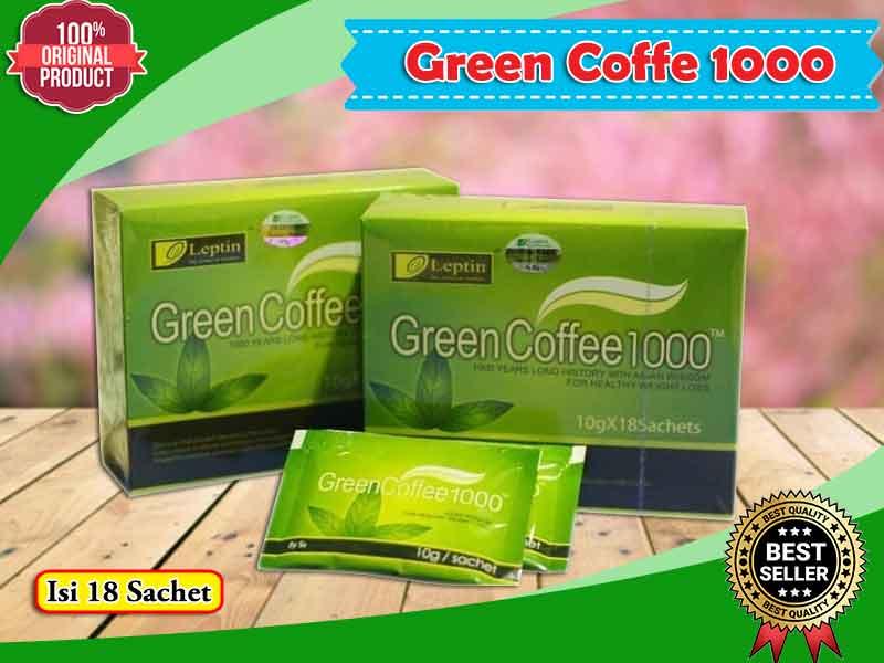 Testimoni Green Coffee 1000 Pelangsing Tubuh