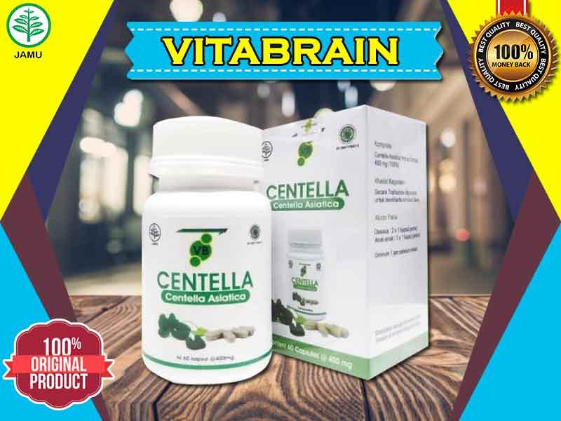 Cara Minum Obat Vitabrain Centella Yang Benar
